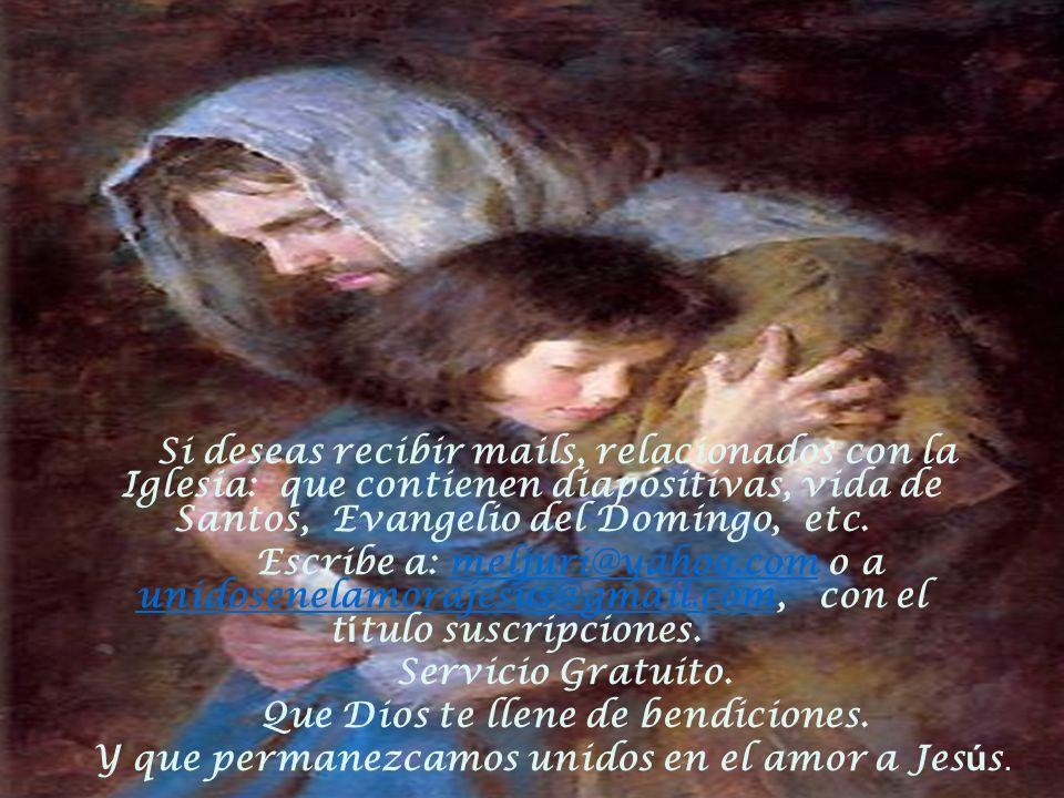 Pidámosle a nuestra Madre Bendita, que sea el Pilar de nuestra fe y que nos mantenga siempre unidos al Amor.