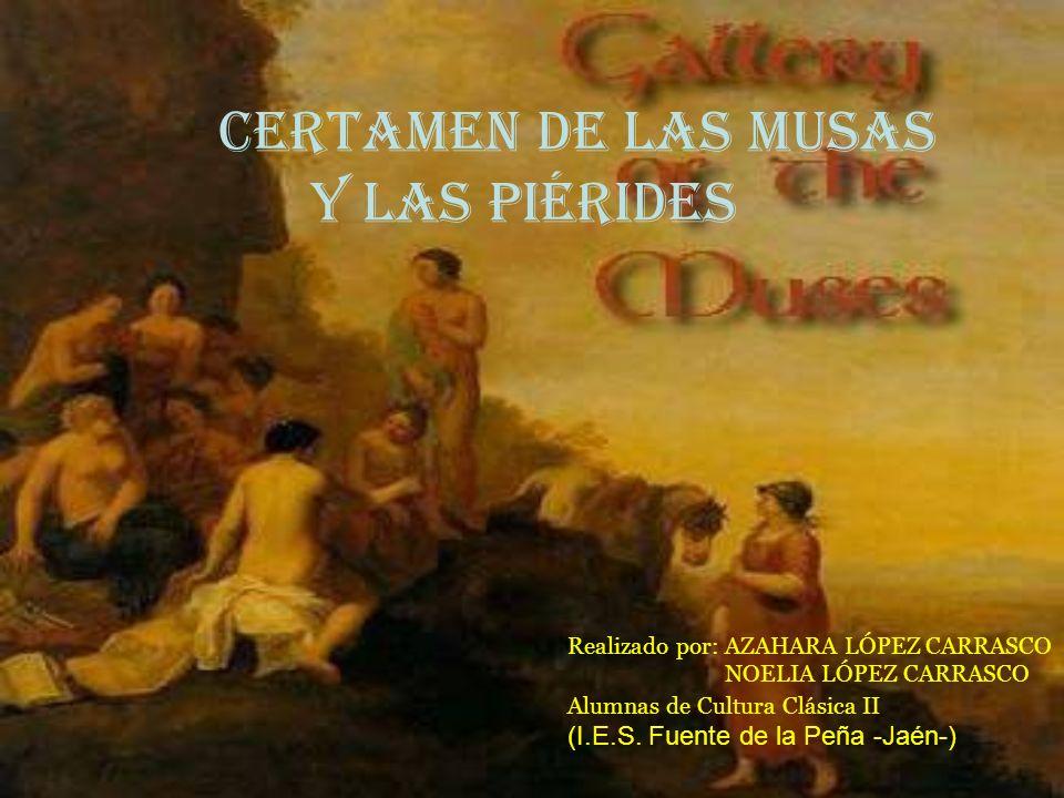 Realizado por: AZAHARA LÓPEZ CARRASCO NOELIA LÓPEZ CARRASCO Alumnas de Cultura Clásica II (I.E.S.