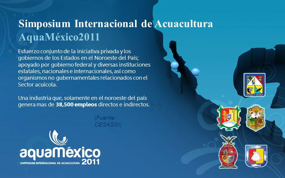 El Evento más importante del mundo sobre Acuacultura.