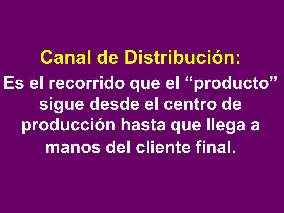 Diferenciación por distribución Desde la base... Desde la base... A través de canales internacionales... A través de canales internacionales... A trav