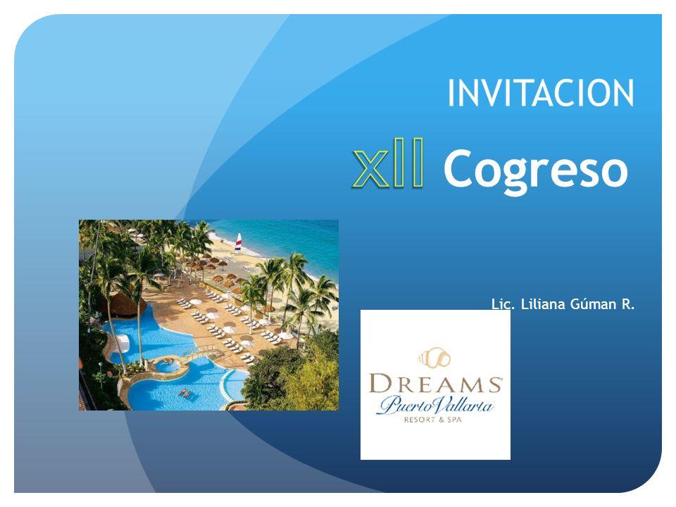 INVITACION Lic. Liliana Gúman R.