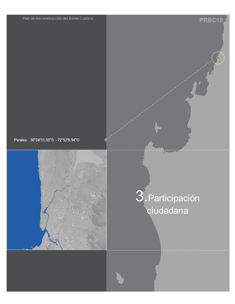 PRBC18 Plan de Reconstrucción del Borde Costero Perales: 36°24'51.55