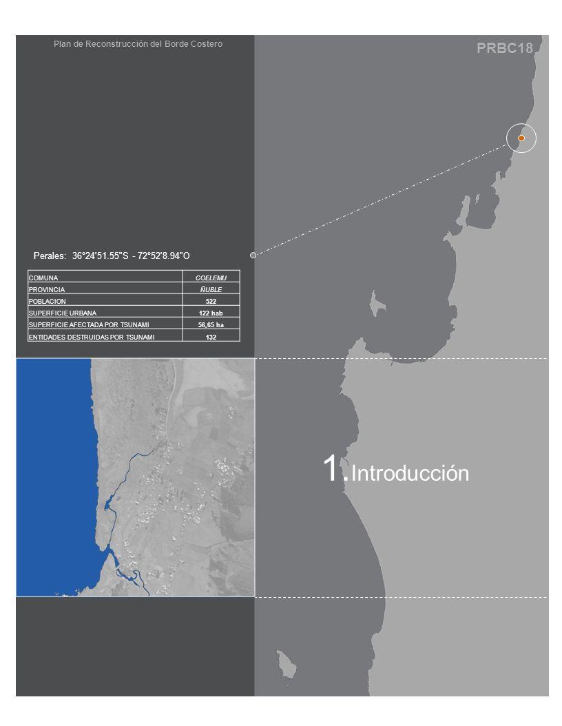 PRBC18 Plan de Reconstrucción del Borde Costero 1. Introducción Perales: 36°24'51.55