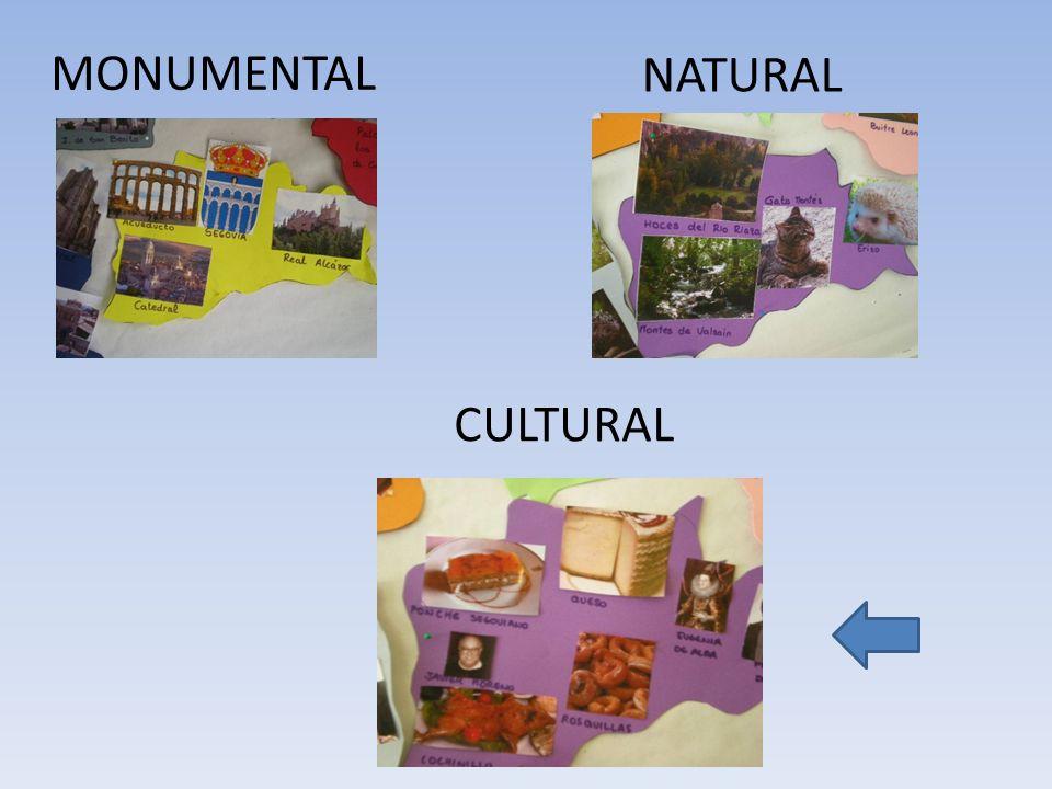 CULTURAL NATURAL MONUMENTAL