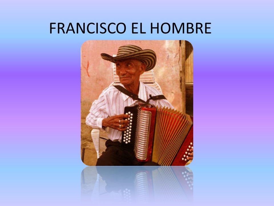 FRANCISCO MOSCOTE FUE LLAMADOO FRANCISCO EL HOMBRE POR SU PADRE QUE CUANDO LO ESCUCHO DIJO ESE ES MI HIJO EL HOMBRE CUENTA LA LEYENDA QUE FRANCISCO MOSCOTE GUERRA FUE NACIDO EN EL TABLAZO DE LA GUAJIRA FRANCISCO IVA DE GALAN A MACHO VALLO EN SU BURRO TOCANDO SU ACORDEON Y ESCUCHO QUE LO QUE EL TOCABA EN SU ACORDEON ERA RESPONDIDO