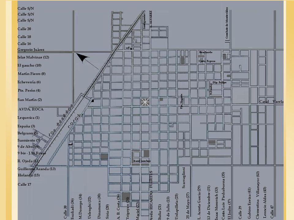 ORDENNAZA 0028-73 La Avenida Álvaro Ricardo Fuertes es una de las arterias principales de la ciudad cabecera.