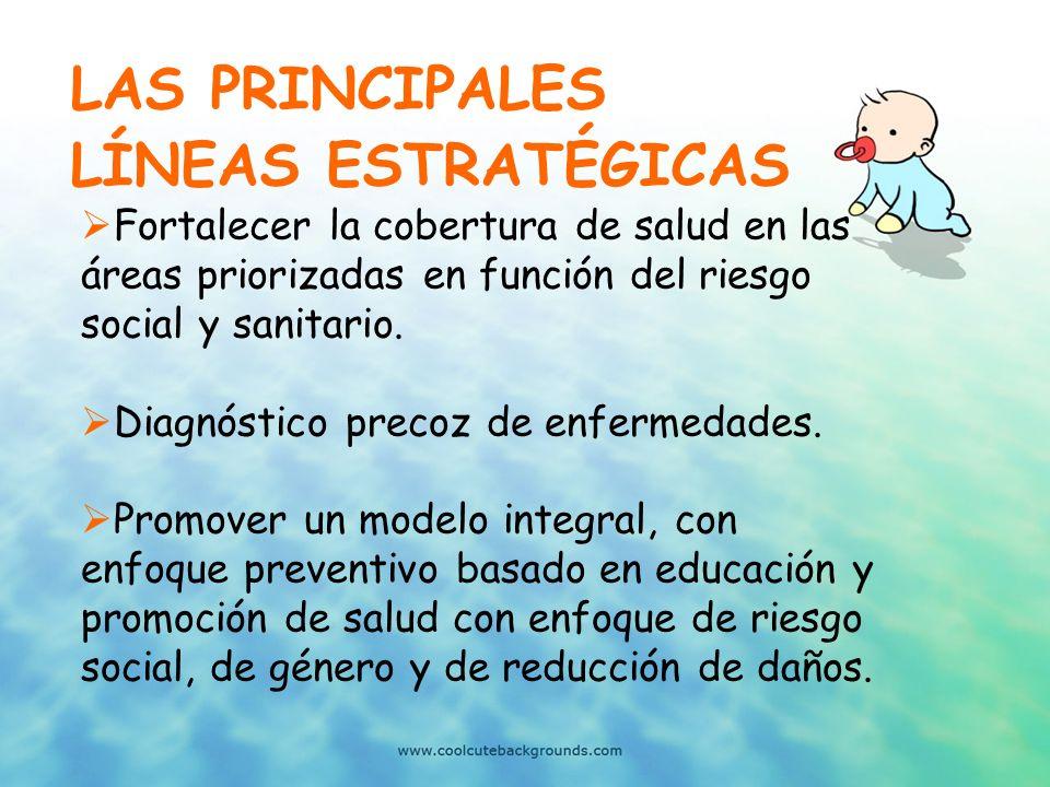 Metas prestacionales Programa Atención a la Salud de la Niñez en CRAMI En el marco de referencia señalado por el M.S.P.
