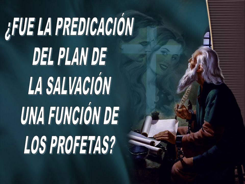 A través de los servicios del santuario dio a conocer al pueblo de Israel todo el plan de la salvación.