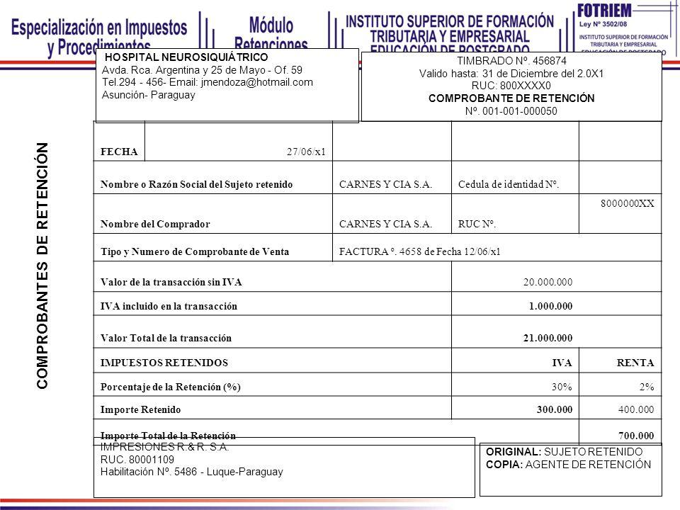 BARCAZAS S.A.Avda. Rca. Argentina y 25 de Mayo - Of.