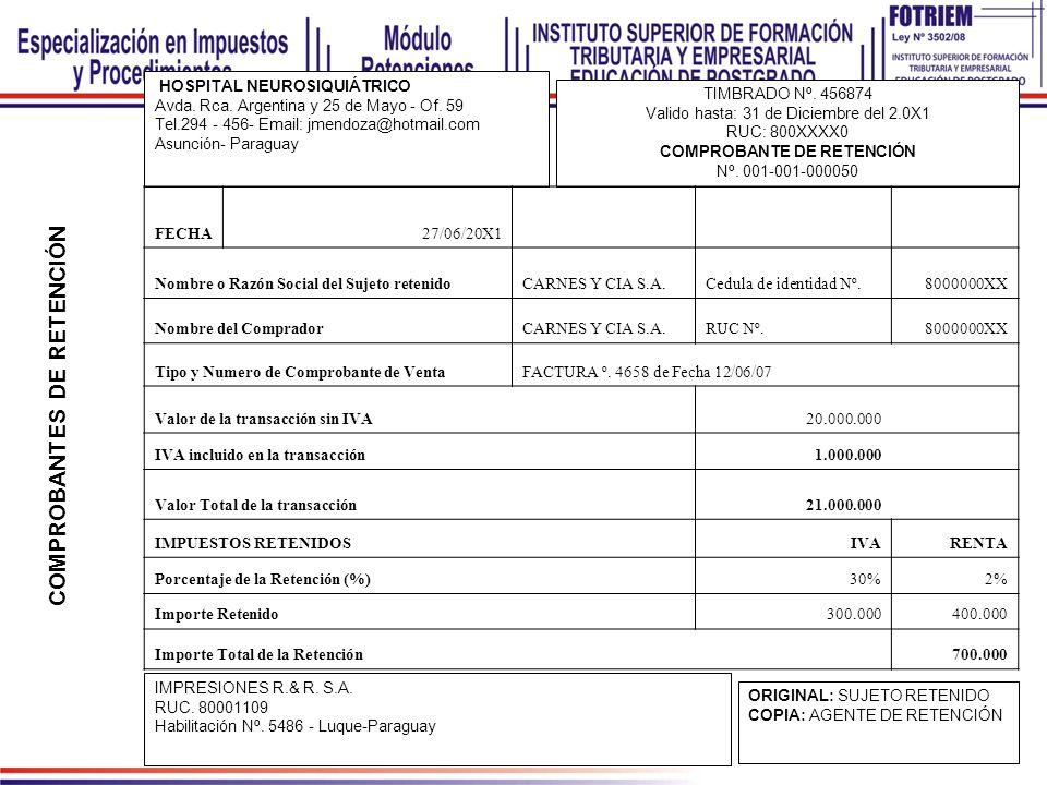 400.000 80.000.125 Hospital Neurosiquiátrico 0 x 0 7 2 0 0 7 M. S. P. y B. S.