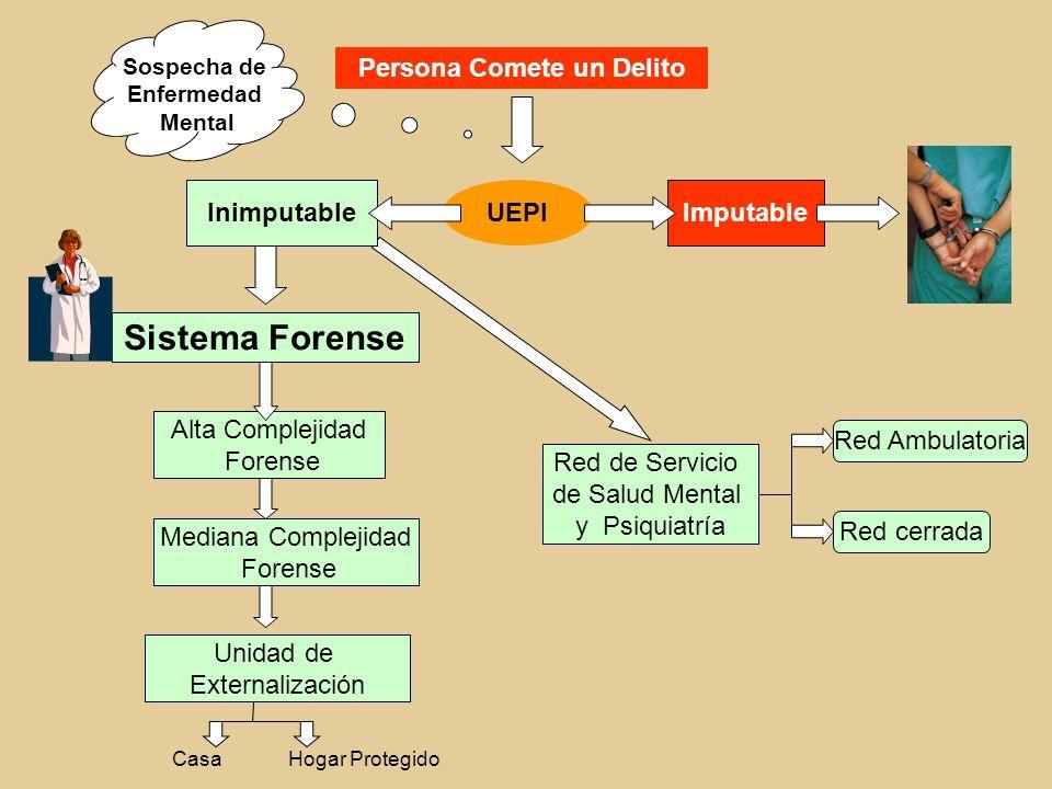 Alta Complejidad Forense Entrada HPPP U.Evaluación Personas Imputadas - Piso 3 U.
