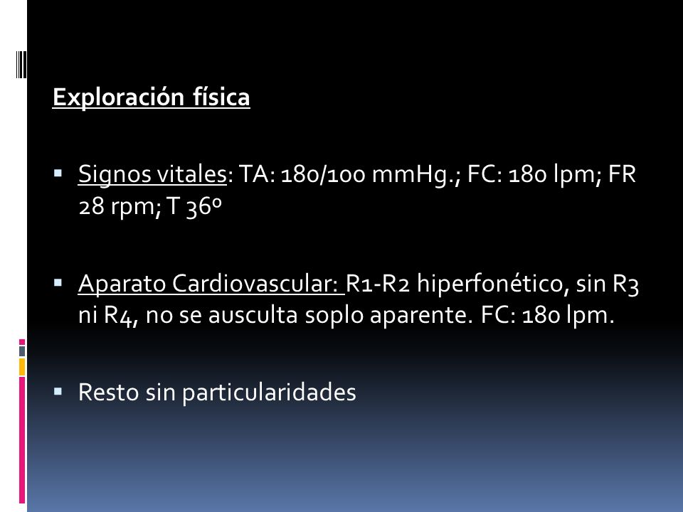 Laboratorio de ingreso GB:10.400 Mil/mm3 N: L: 71% 17% GR:5.27Mill/mm3 HTo:45.4% Hb:16 PQ:219 Mil/mm3 Glic:115 mg/dl U r:30 mg/dl CR:0,80 mg/dl Na:140 Meq/ K:3 meq/l Cl:106 Meq/l Mg:1,8 mg/ml Ca:8.5 Mg/dl F:3,41 Mg/dl TP:16.7seg KPTT:29 seg COL.T:123 mg LDH:64 mg/dl HDL:36 mg/dl TGC:110 Mg/dl TGP:181 U/l TGO:131 U/l FAL:283; Bil.
