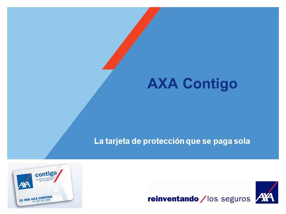 1 Encombrement maximum du logotype depuis le bord inférieur droit de la page (logo placé à 1/3X du bord; X = logotype) AXA Contigo La tarjeta de prote