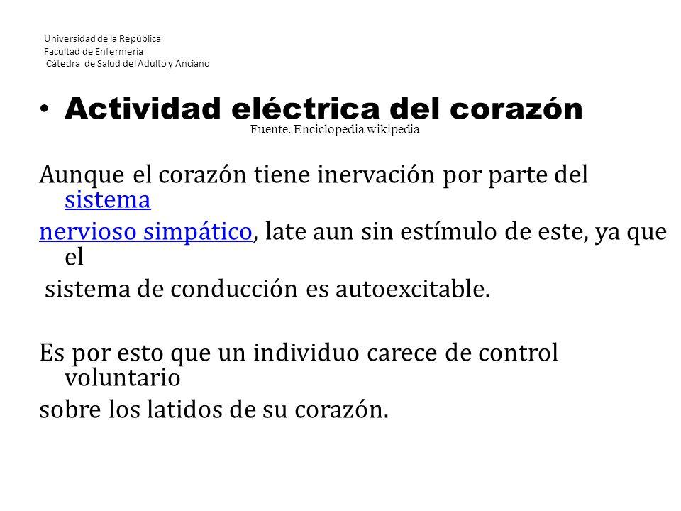 Intervención de Enfermeria Realice el monitoreo eléctrico para identificar la presencia de bradicardia absoluta o bradicardia relativa.