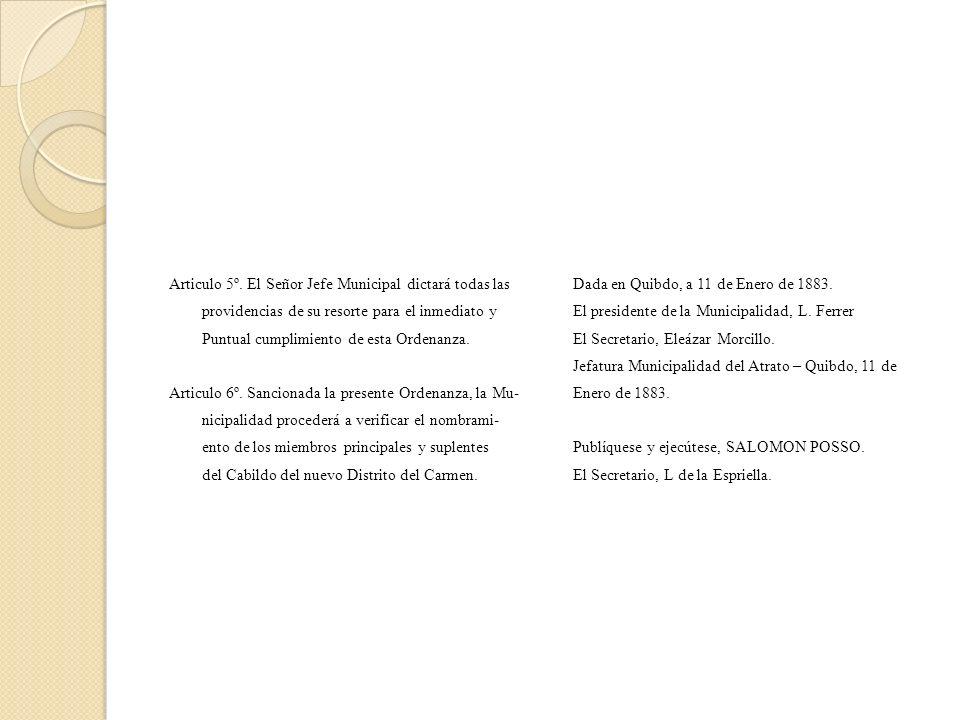 LA PARROQUIA No abundan los datos relacionados con la activi- Dades religiosas en los primeros años de vida de EL CARMEN.