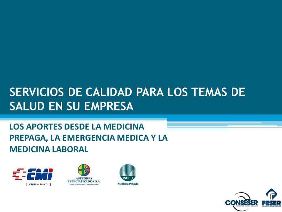 NORMAS DE CALIDAD ISO 9001: 2008 EMI CERTIFICO 28-09-2010 Normas de Sistema de Gestión de Calidad PLAN DE CAPACITACION CONTINUA AREAS: MEDICA CLINICA - EMERGENTOLOGIA - PEDIATRIA – ESPECIALIDADES ENFERMERIA PROFESIONAL MATRICULADO – CUIDADORES DOMICILIARIOS OPERATIVA CHOFERES – CALL CENTER – ADMINISTRATIVA PROFESIONALISMO DE LOS PUESTOS