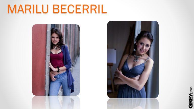 MARILU BECERRIL