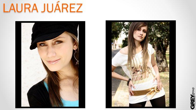 LAURA JUÁREZ