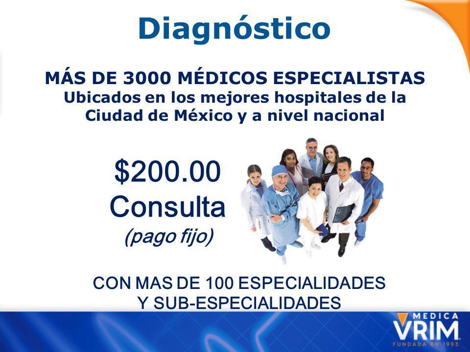 50% DE DESCUENTO en estudios de laboratorio Prevención y Diagnóstico