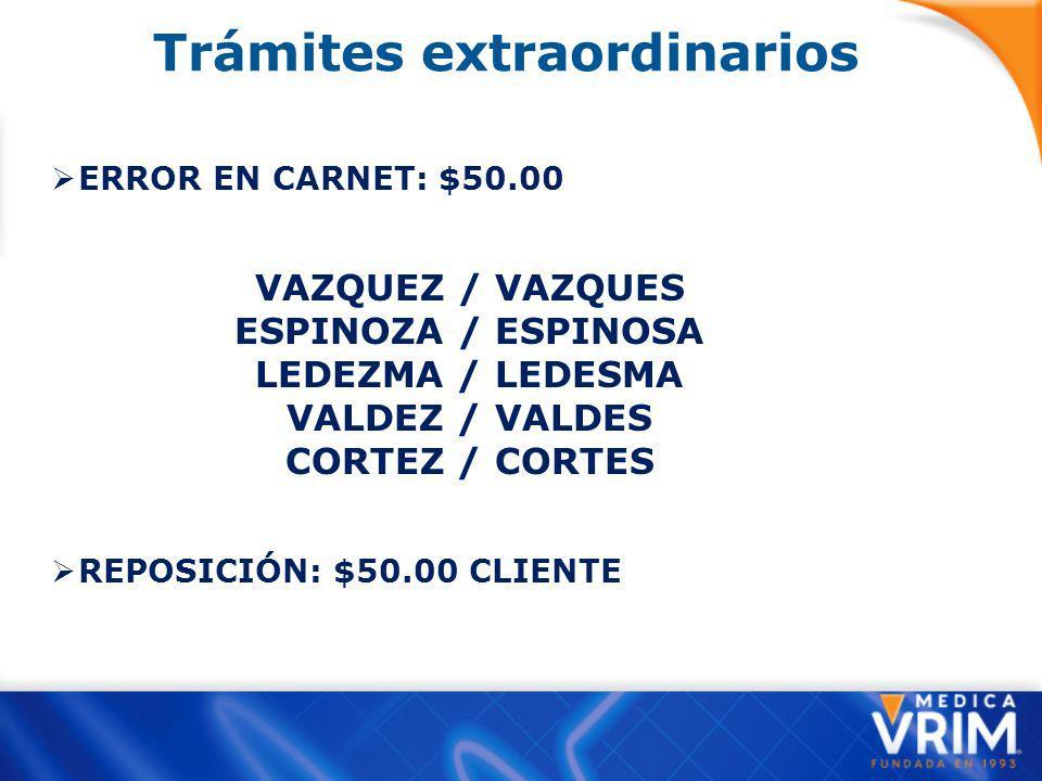 Formas de pago SOLO EFECTIVO Las membresías se entregan al Gerente Comercial a los 5 días hábiles, a partir de haber recibido la solicitud en el área