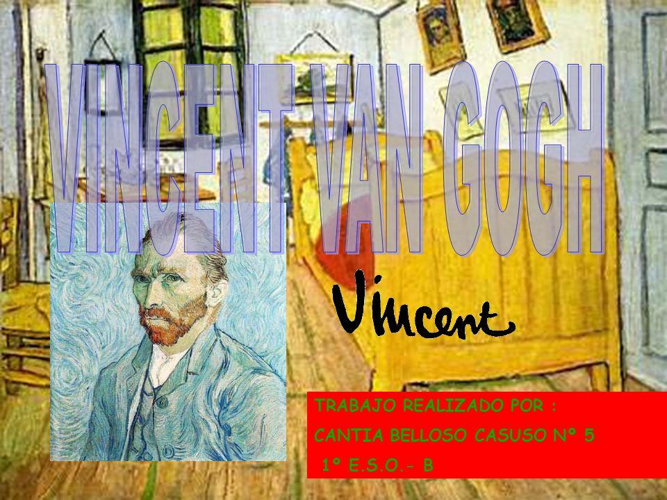 DOCE GIRASOLES EN UN JARRÓN Este jarrón de girasoles que contemplamos junto a Catorce girasoles y otros lienzos fueron realizados por Van Gogh para la decoración de la casa amarilla en Arles, formando parte de una serie, debido a la inminente llegada de Gauguin.