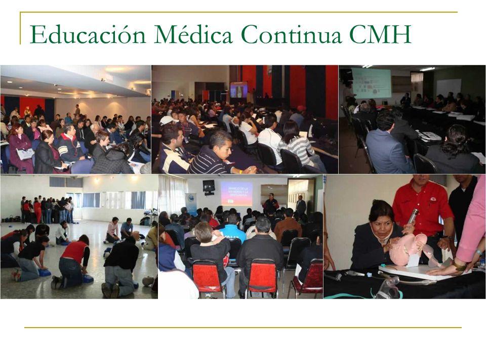 Educación Médica Continua CMH