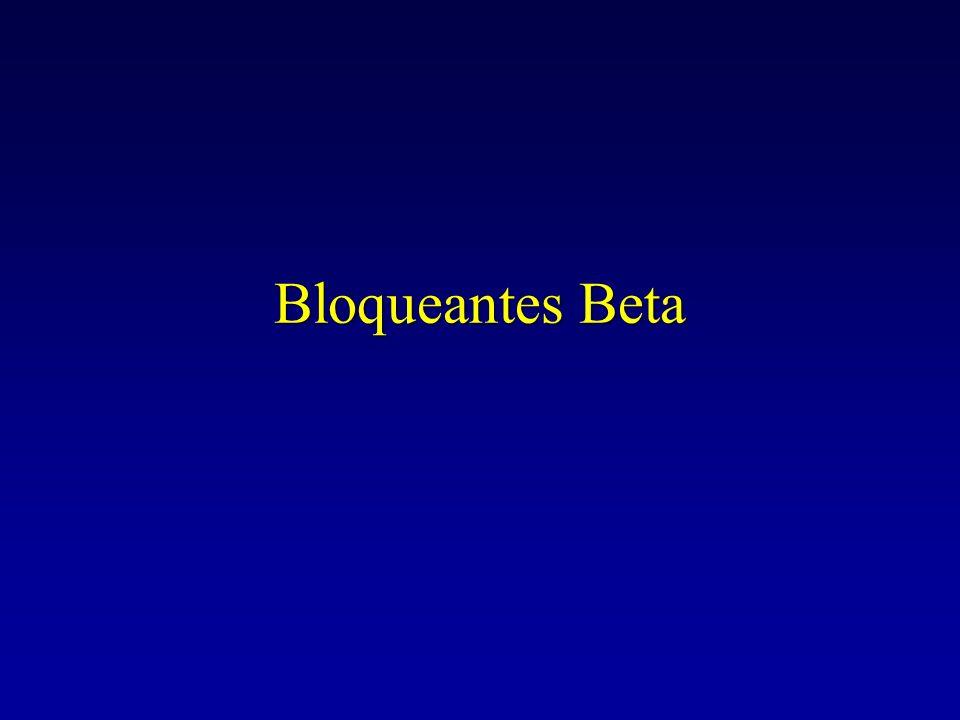 Bloqueantes Beta