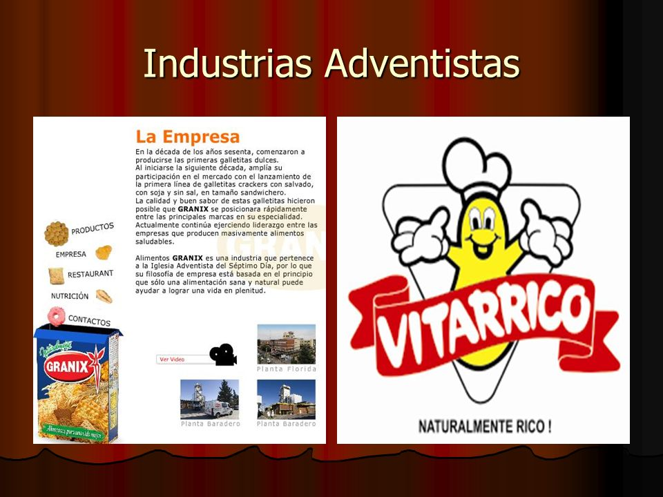 Industrias Adventistas