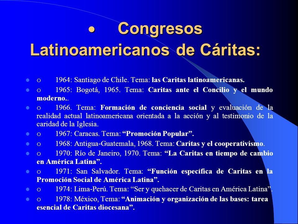 Realizaciones pastorales Surgimiento de las Campañas de Solidaridad: 1962: En Brasil nace la Campaña de Fraternidad.