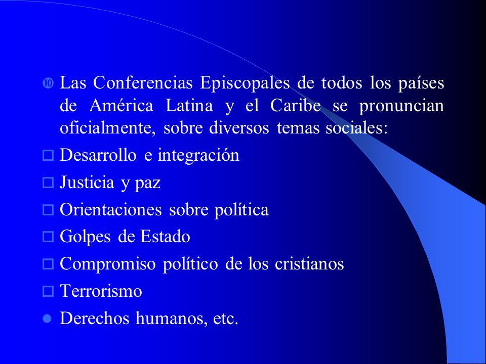 El Departamento de Acción Social promueve diversos encuentros y seminarios.