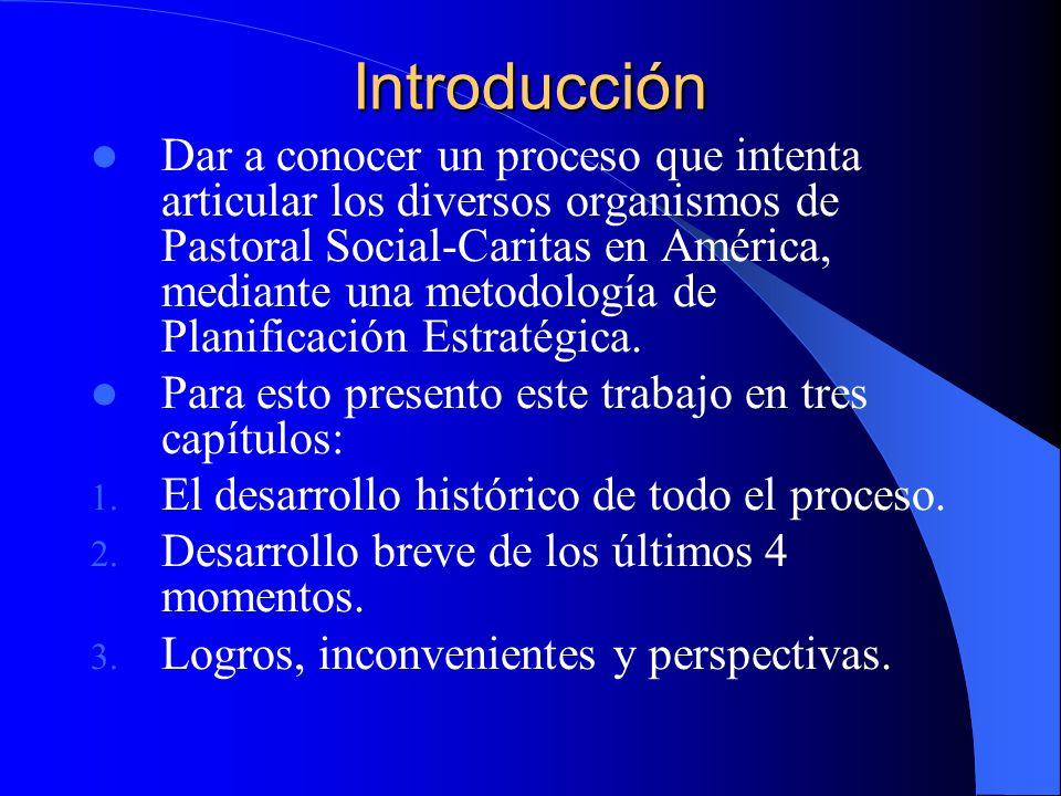 ARTICULACION LATINOAMERICANA Y DEL CARIBE DE LAS PASTORALES SOCIALES.