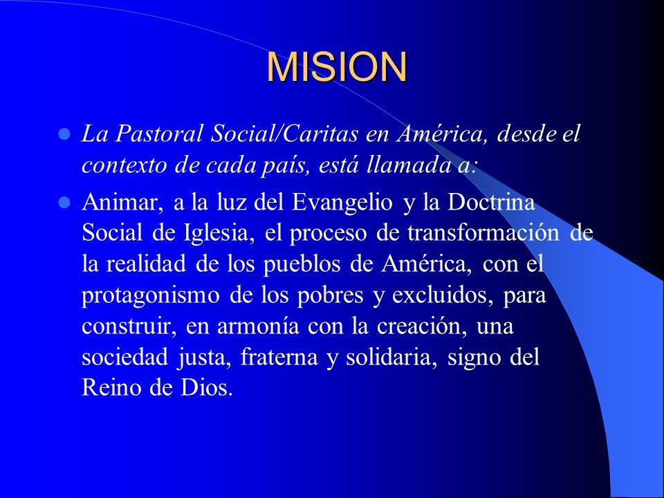 I CONTINENTAL DE PASTORAL SOCIAL-CARTAS. BOGOTA-COLOMBIA. MARZO 2002.