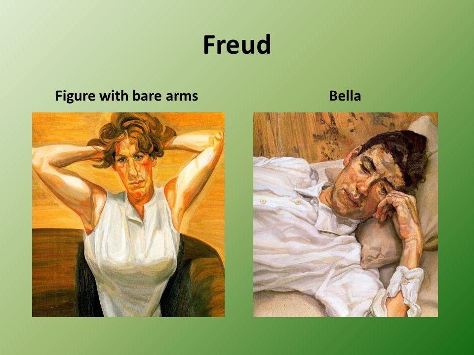 Freud Figure with bare armsBella