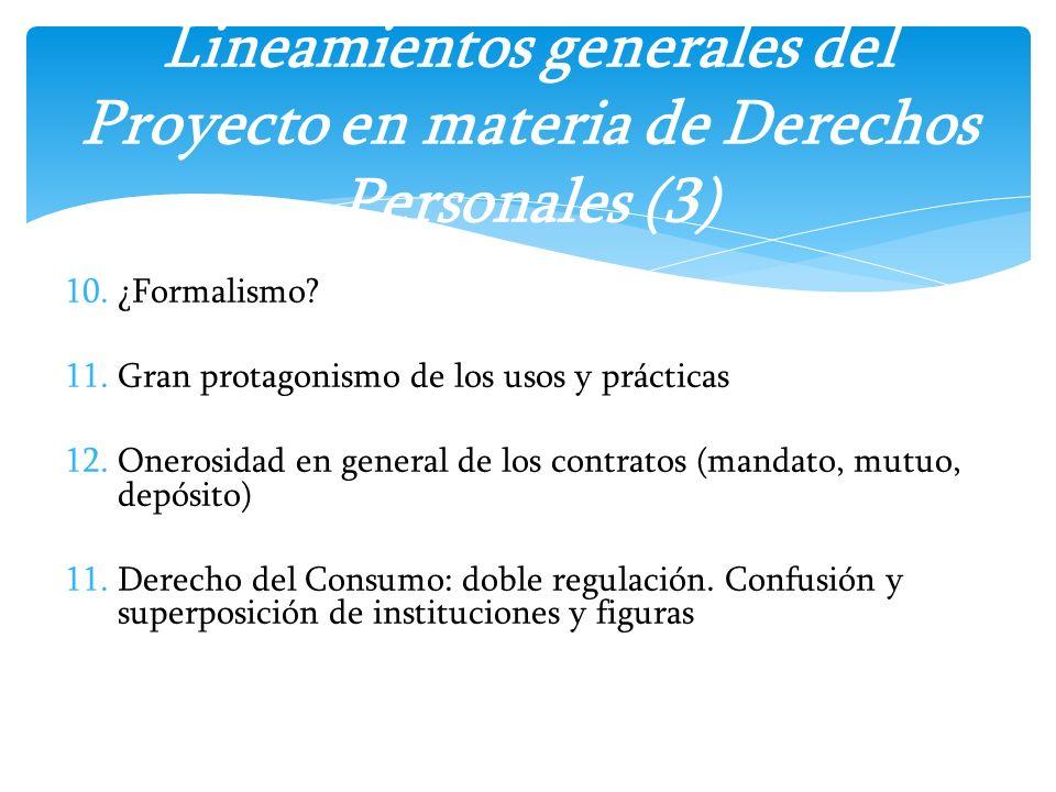 1.Metodología: -Tratamiento del corretaje como contrato -Derogación arts.