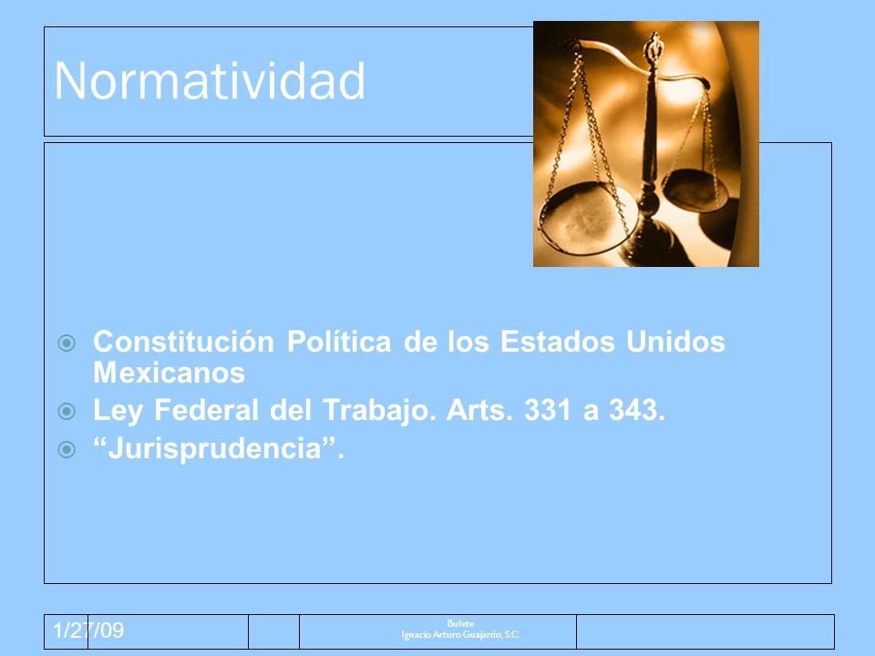 1/27/09 Competencia Art.527 LFT Art. 527 LFT.