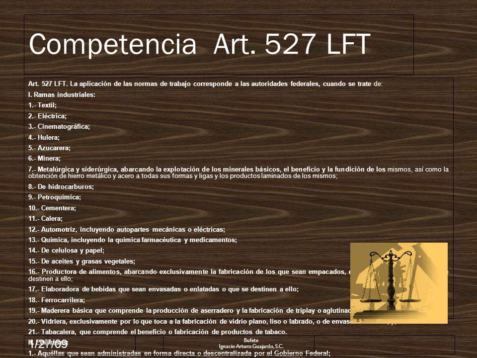 1/27/09 GRACIAS.Bufete Ignacio Arturo Guajardo, S.C.