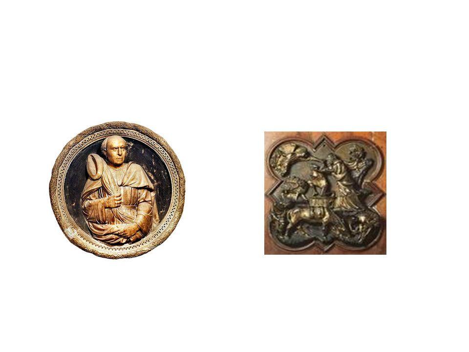 Donatello Donatello (Donato di Niccolò di Betto Bardi) (Florencia, Italia, 1386 – ibídem, 13 de diciembre de 1466) fue un famoso artista y escultor italiano de principios del Renacimiento.