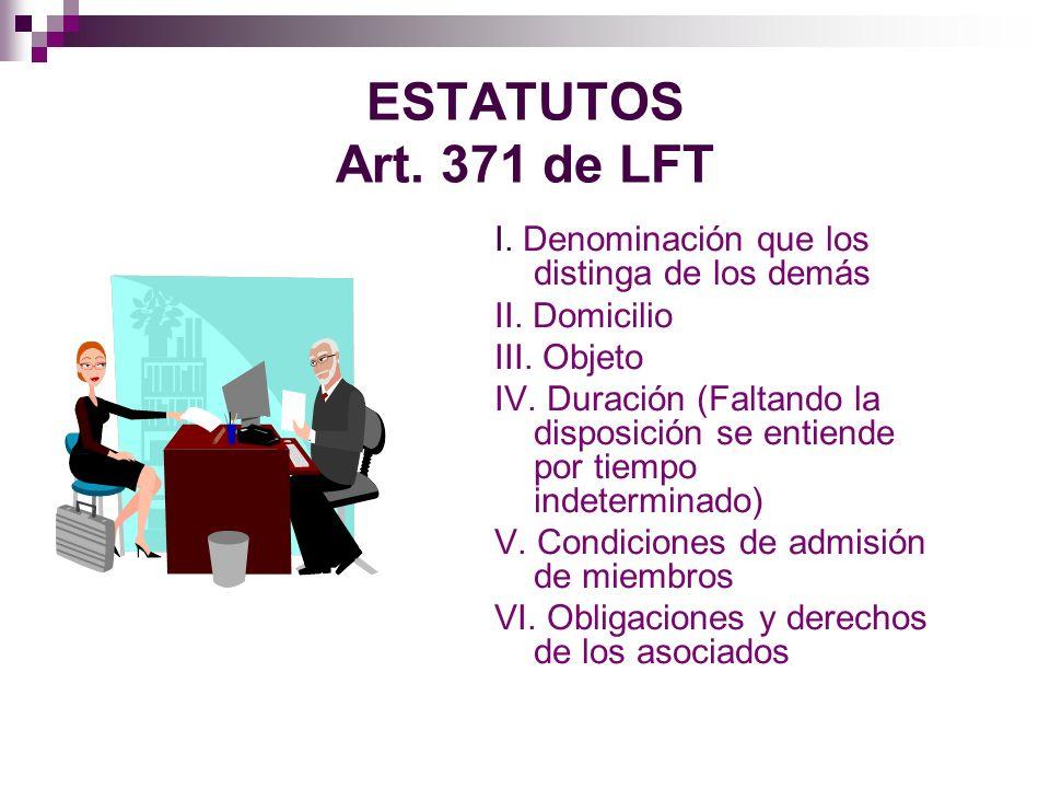 ESTATUTOS VII.Motivos y procedimientos de expulsión y correcciones disciplinarias.