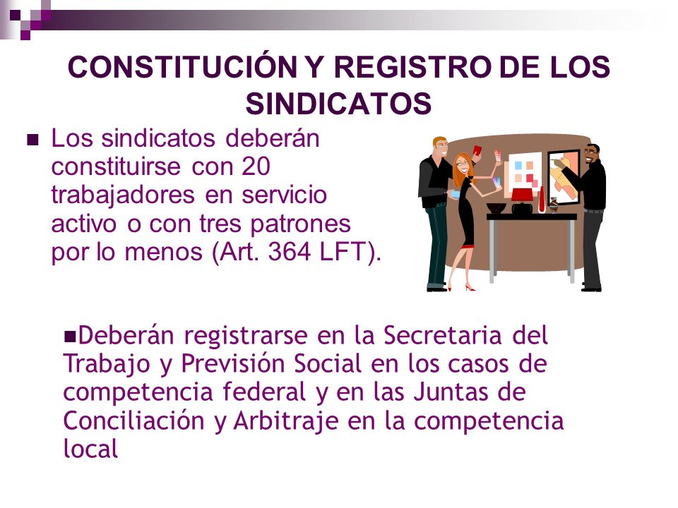 REQUISITOS PARA REGISTRO I.Copia autorizada del acta de la asamblea constitutiva II.