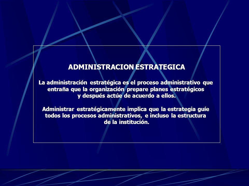PLANIFICACIONESTRATEGICAPLANIFICACIONESTRATEGICA ADMINISTRACION ESTRATEGICA GESTION ESTRATEGICA Econ Iván Condori Millán