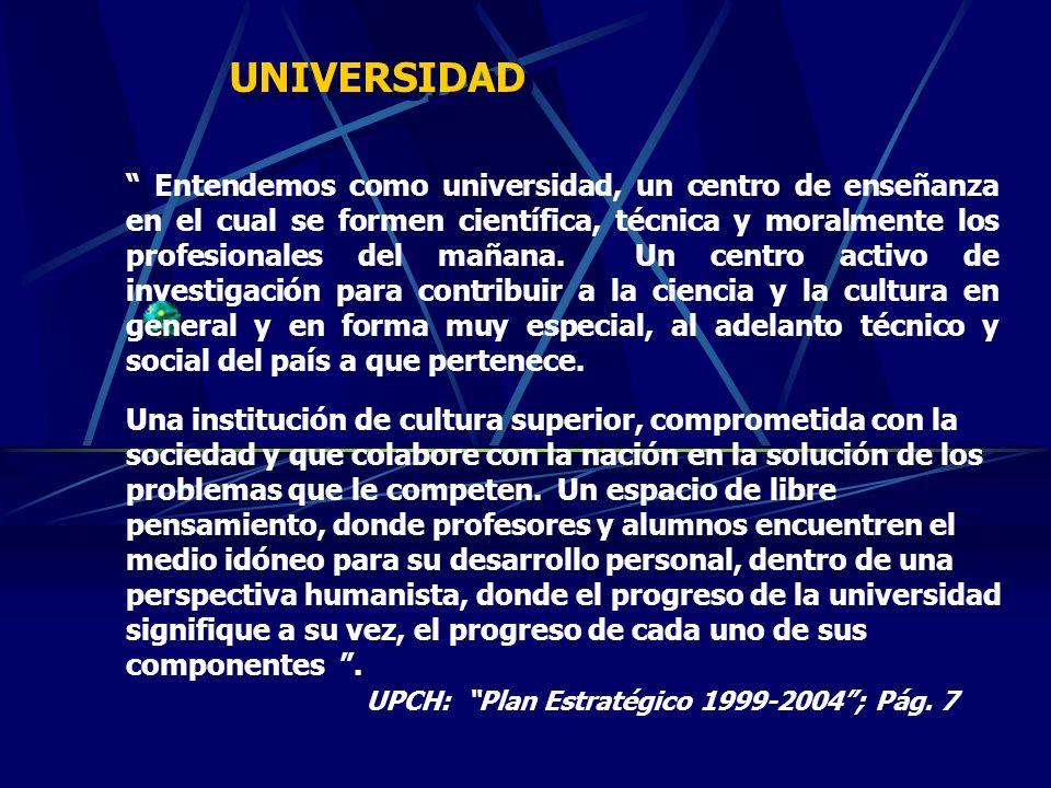 PROCESO DE PRODUCCION EN UNA UNIVERSIDAD La producción es un proceso que transforma insumos (inputs) en productos(outputs). En el proceso de producció
