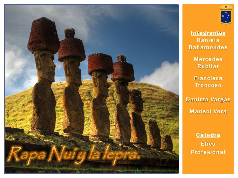 En un comienzo, Rapa nui era sólo el nombre de una etnia habitante de la isla de Pascua.
