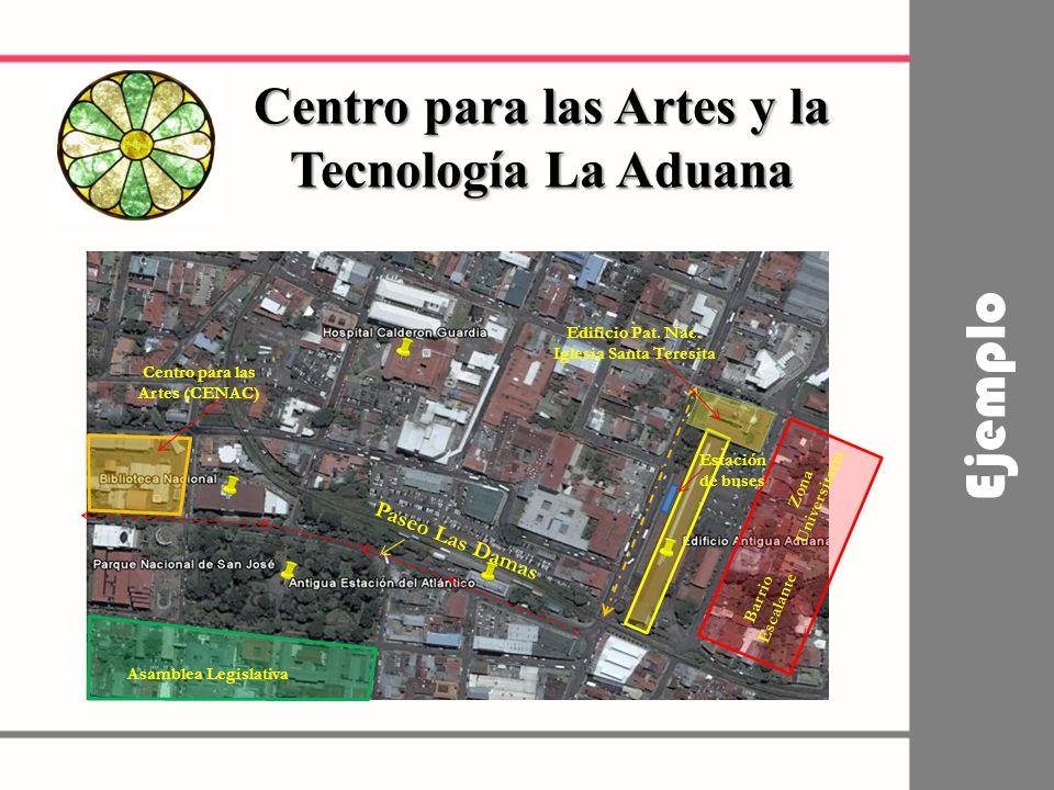 Zona Universitaria Paseo Las Damas Estación de buses Edificio Pat.