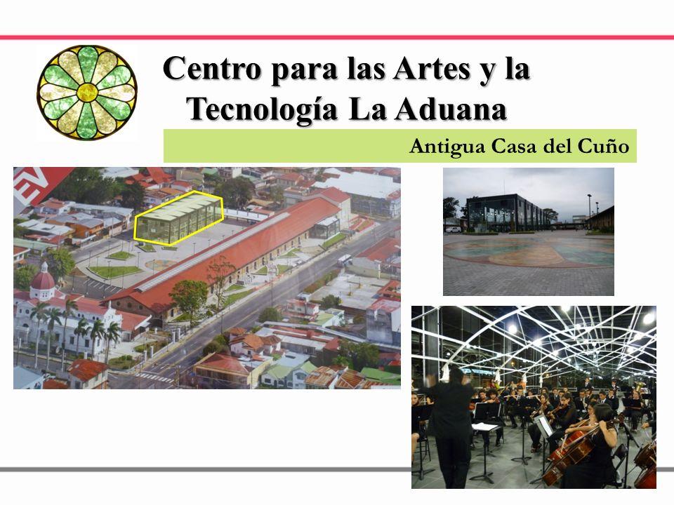 Antigua Casa del Cuño 22 Centro para las Artes y la Tecnología La Aduana