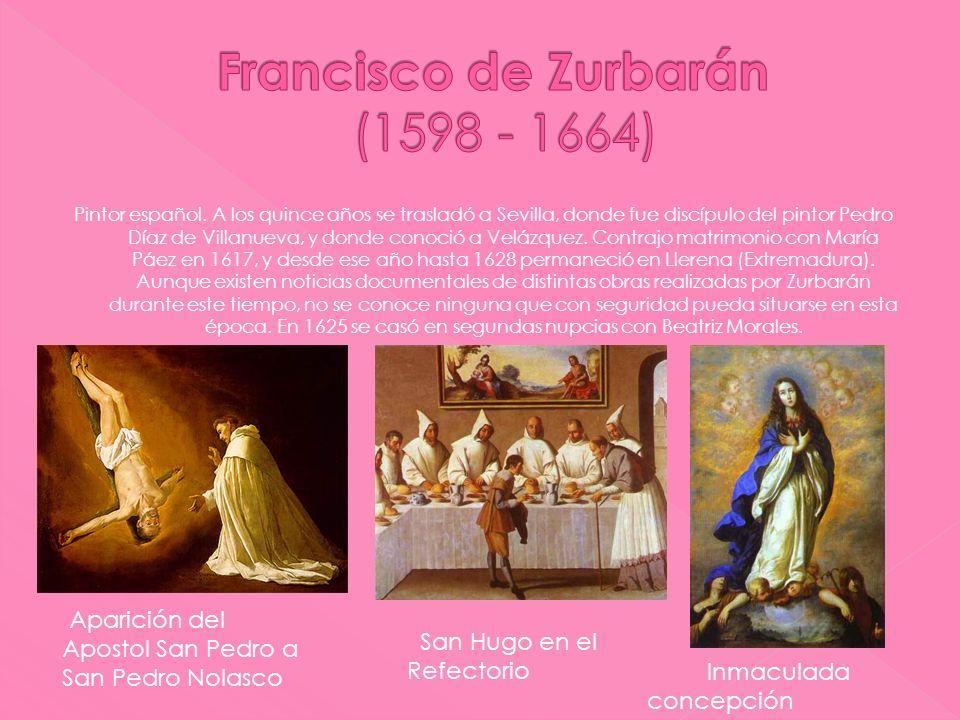 Pintor español. A los quince años se trasladó a Sevilla, donde fue discípulo del pintor Pedro Díaz de Villanueva, y donde conoció a Velázquez. Contraj