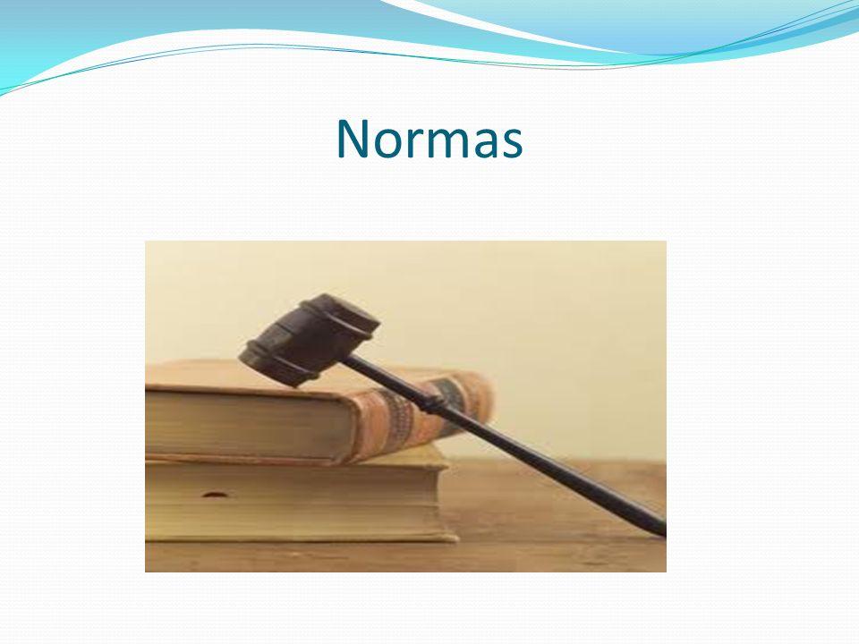 Normas de concentración del contaminante: Se considera nivel normal de concentración aquel que no exceda el máximo establecido para el nivel de inmisión o norma de calidad.