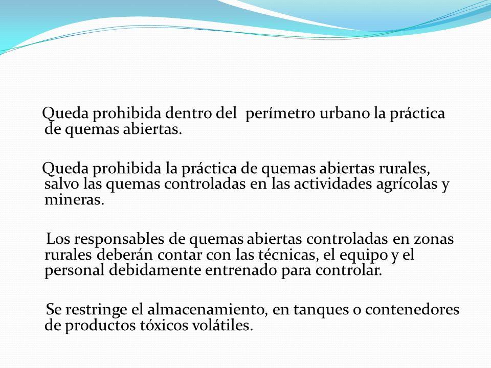 El ministerio del medio ambiente con el ministerio de salud, regulara y controlara la emisión de contaminantes que causen daño a la salud.