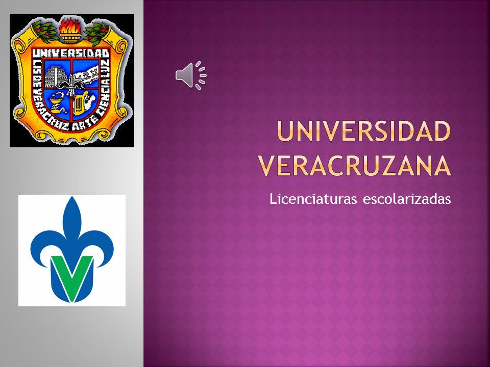 Este trabajo está encaminado a brindar información sobre las distintas licenciaturas que ofrece la Universidad Veracruzana (UV) en los campus.