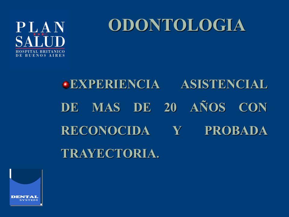 CENTROS ODONTOLOGICOS PROPIOS: BARRIO NORTE CENTRO ODONTOLOGICO BARRIO NORTE TODAS LAS ESPECIALIDADES CONSTITUCION CENTRO ODONTOLOGICO CONSTITUCION TODAS LAS ESPECIALIDADES ALMAGRO CENTRO ODONTOLOGICO ALMAGRO TODAS LAS ESPECIALIDADES LOMAS DE ZAMORA CENTRO ODONTOLOGICO LOMAS DE ZAMORA TODAS LAS ESPECIALIDADES MICROCENTRO CENTRO ODONTOLOGICO MICROCENTRO TODAS LAS ESPECIALIDADES