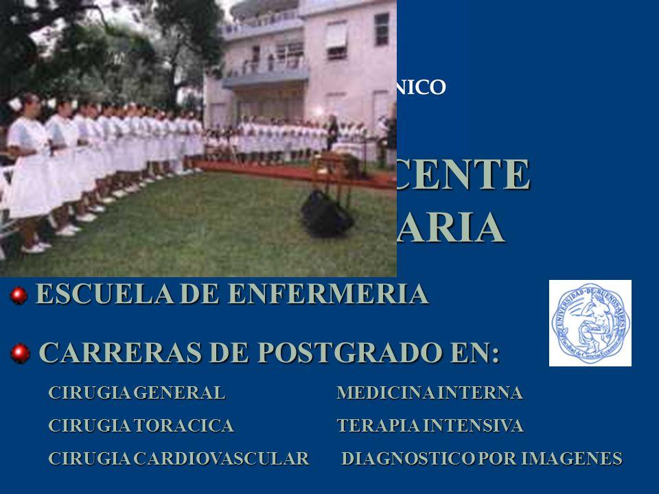 CENTROS DE ATENCION AMBULATORIA